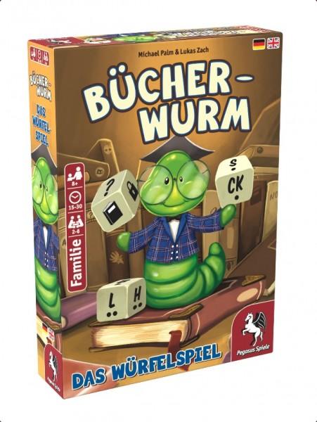 Bücherwurm - Das Würfelspiel (DE/EN)