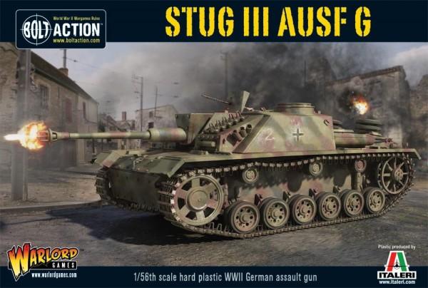 Bolt Action: StuG III