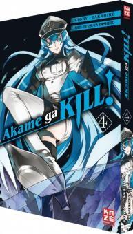 Akame ga Kill! Bd. 04
