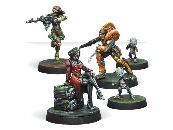 Infinity: Dire Foes Mission Pack 6: Defiant Truth