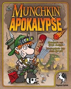 Munchkin Apokalypse (deutsch)
