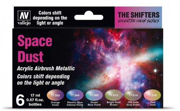 Vallejo Shifters Set - Space Dust (6x 17ml)