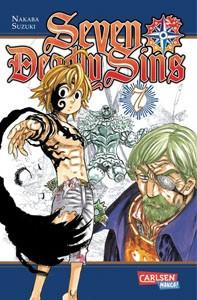 Seven Deadly Sins Band 07