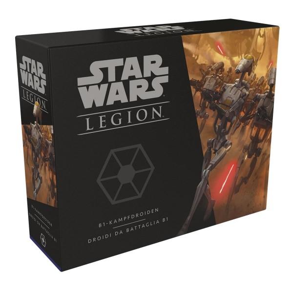 B1-Kampfdroiden (DE) - Star Wars Legion