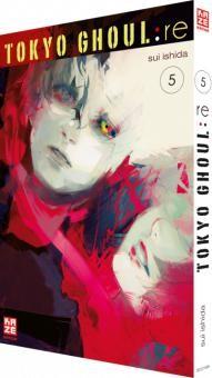Tokyo Ghoul:re Bd. 05