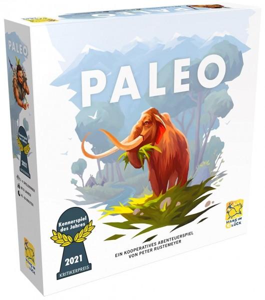 """Paleo (DE) """"Kennerspiel des Jahres 2021"""""""