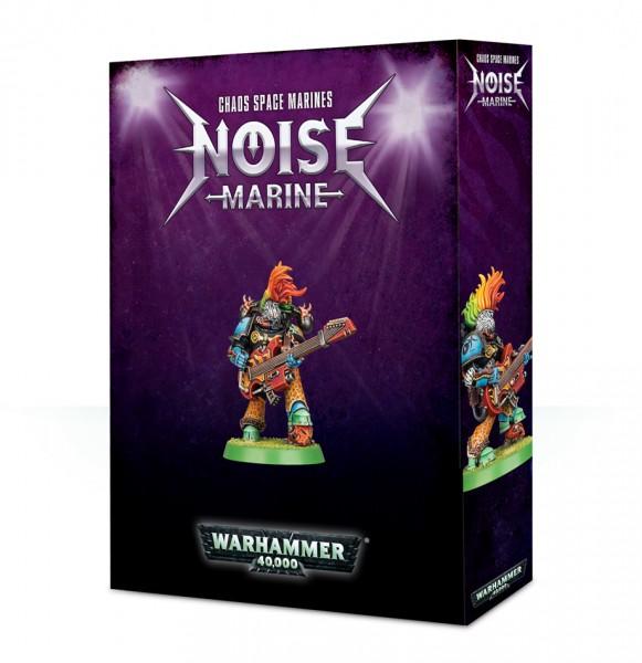 Warhammer 40k Space Marines: WH40K Noise Marine