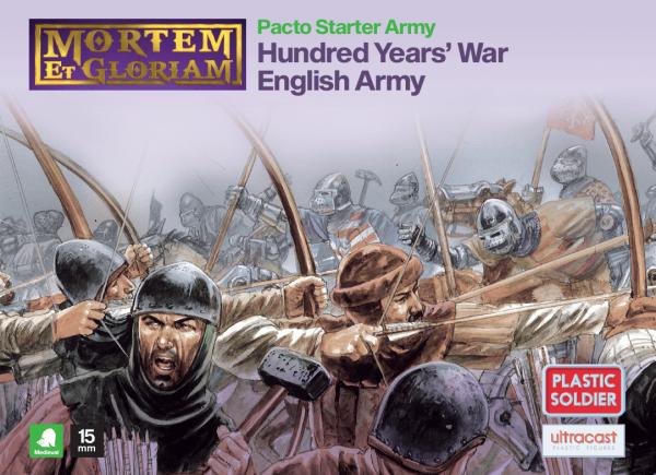 Mortem et Gloriam: Hundred Years War English Army