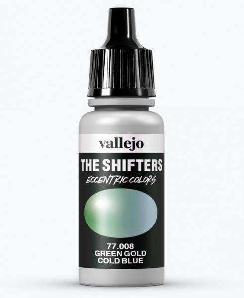 Vallejo Shifters 008 - Green Gold Cold Blue 17ml