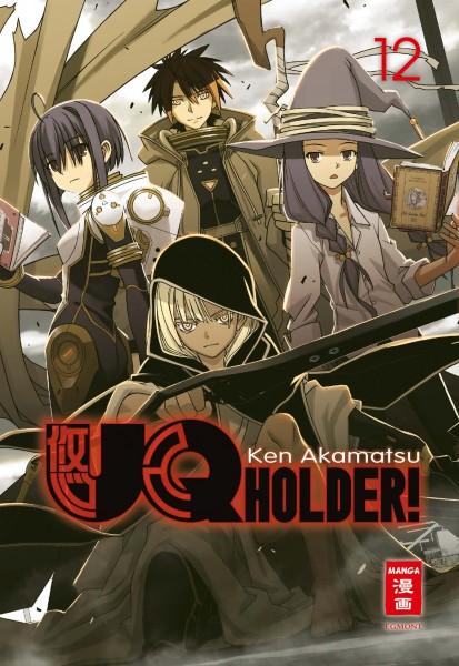 UQ Holder! Band 12