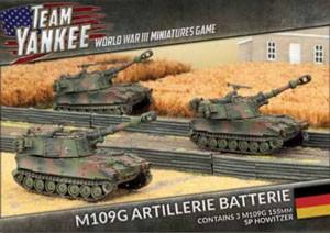 Team Yankee M109G Panzerartillerie Batterie