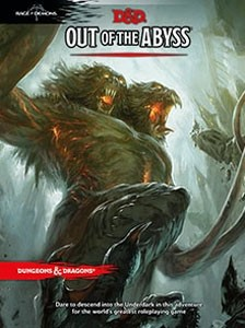 Out of the Abyss (Hardcover)