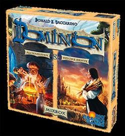 Dominion Mixbox (Reiche Ernte 4. Erw. & Alchemisten 2. Erw.)