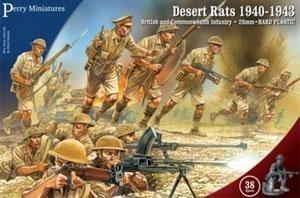 Perry Miniatures: Desert Rats 1940-1943