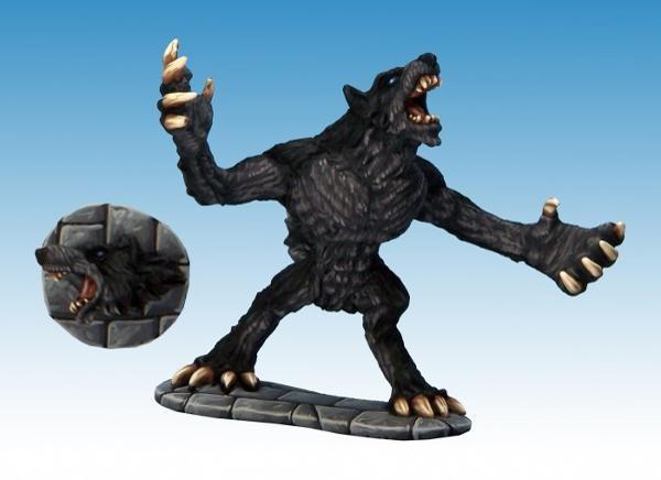 Frostgrave: Frostgrave Werewolf