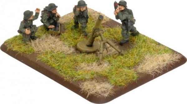 Flames of War BR: 12cm Mortar Platoon