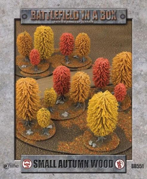 Small Autumn Wood - 15mm