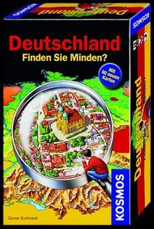 Deutschland: Finden Sie Minden? (Mitbringspiel)
