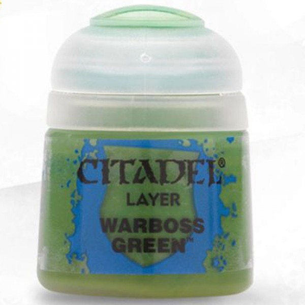 Layer: Warboss Green 12ml