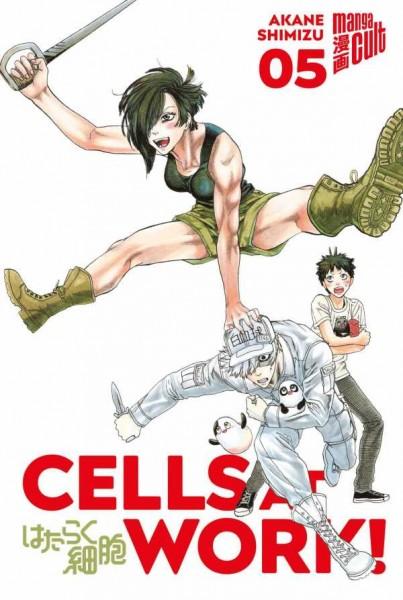 Cells at Work! - Band 5