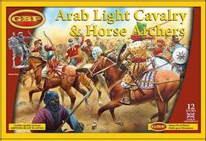SAGA: Crescent & Cross Arab Light Cavalry
