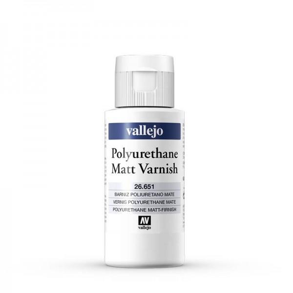 Vallejo Matte Acrylic-Polyurethane Varnish (60ml)