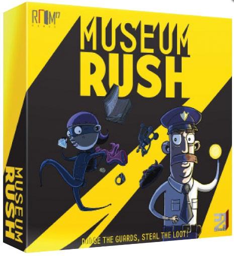 Museum Rush (engl.)