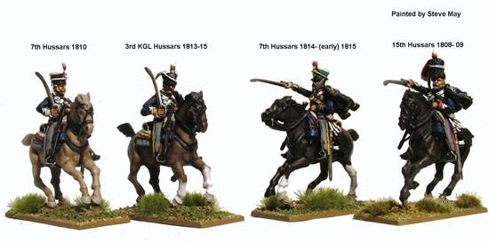 Perry Miniatures: Napoleonic British Hussars
