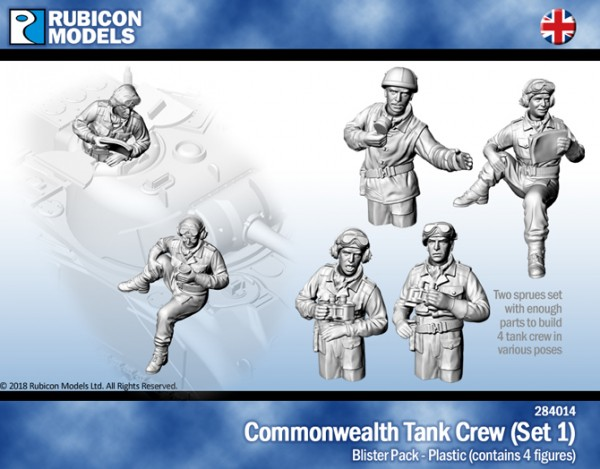 Commonwealth Tank Crew