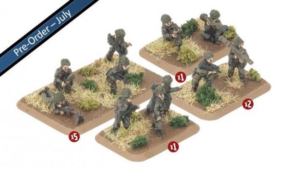 Team Yankee French Infantry (x29)