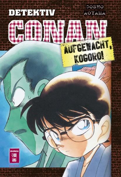 Detektiv Conan: Conan Special Aufgewacht, Kogoro!