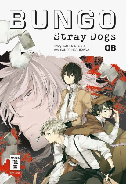 Bungo Stray Dogs Band 08