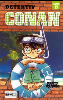 Detektiv Conan Band 017