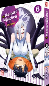 Die Monster Mädchen Band 06