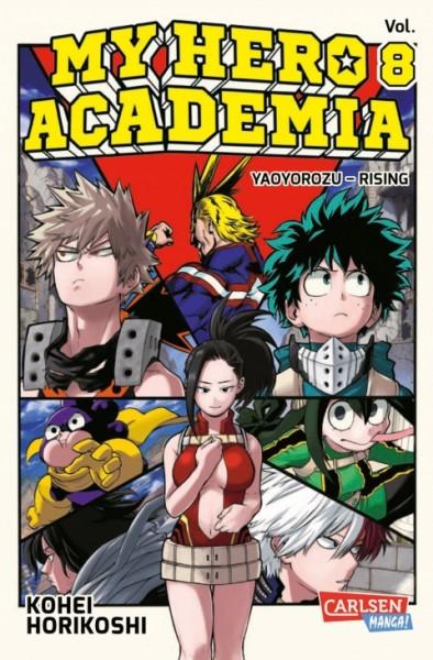 My Hero Academia Band 08