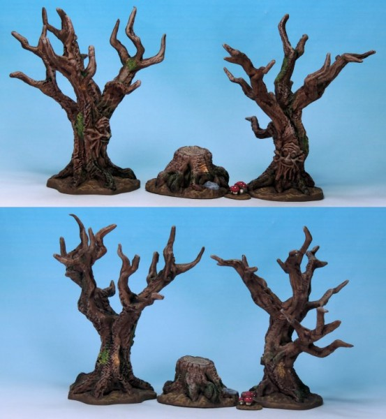 Frostgrave: Scary Woods