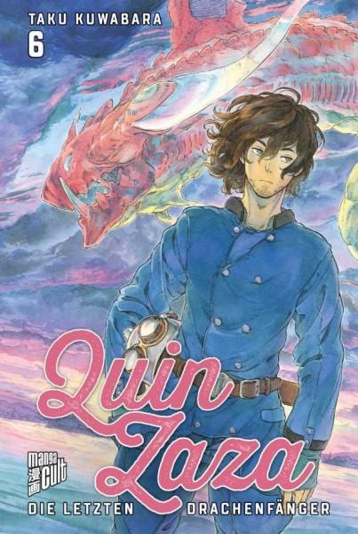Quin Zaza - Die letzten Drachenfänger - Band 6