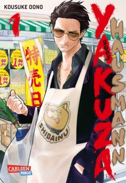 Yakuza goes Hausmann Band 01
