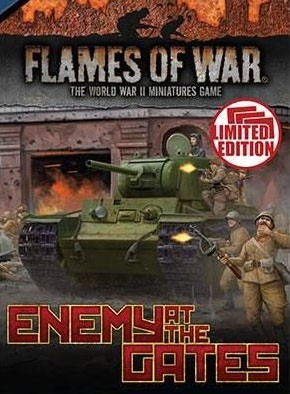 Flames of War SU: Enemy at the Gates - Unit Cards (engl.)