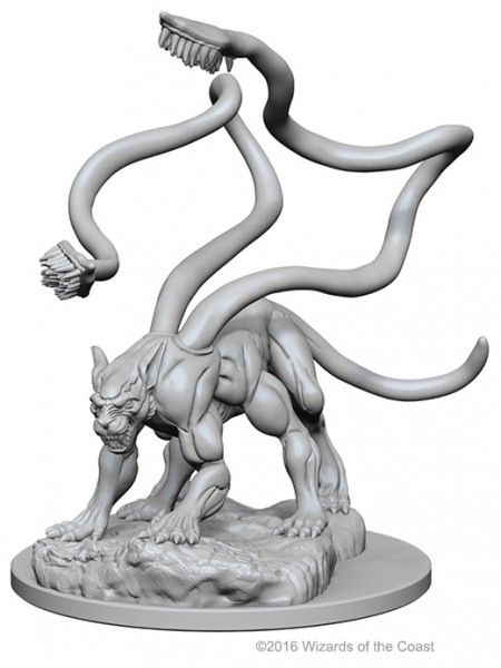 D&D Nolzur´s Marvelous Mini.: Displacer Beast
