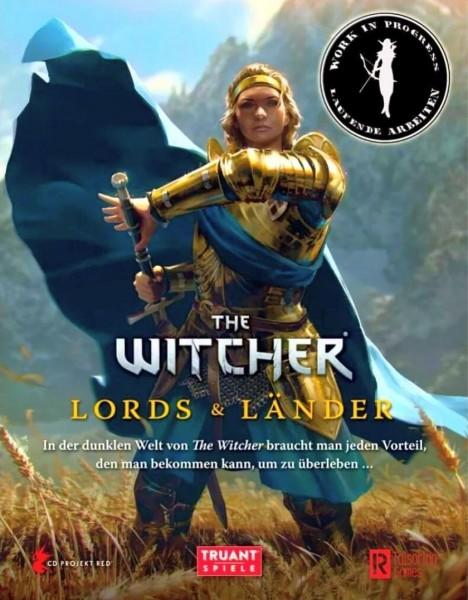 The Witcher - Lords & Länder (DE) (mit Spielleiterschirm)