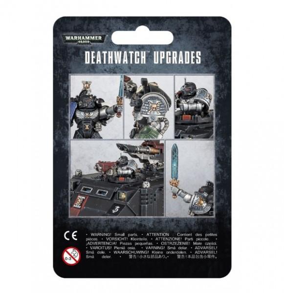 Warhammer 40k Space Marines: Deathwatch Watch Upgrades