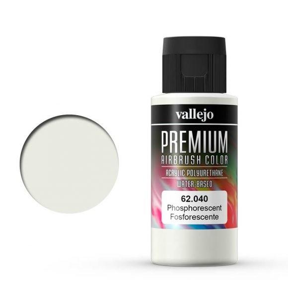 Vallejo Premium: Phosphorescent (Polyu.) (60ml)