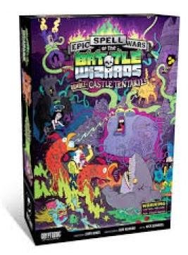 Epic Spell Wars of the Battle Wizards Rumble at Castle Tentakill (EN)