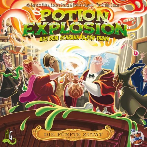 Potion Explosion Die 5. Zutat Erweiterung (DE)