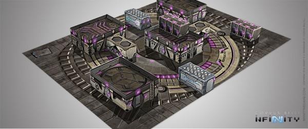 Infinity: Dawn-02 Aplekton Scenery Pack