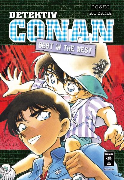 Detektiv Conan: Conan Special Best in the West
