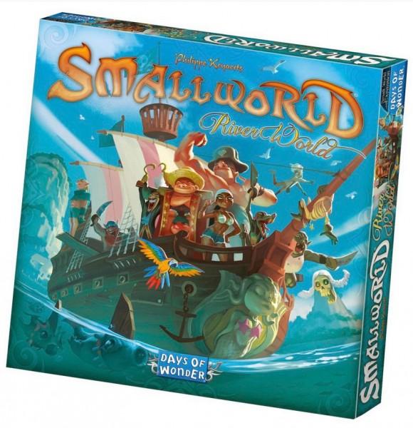 Small World River World Erweiterung (deutsch)