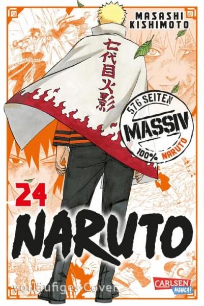 Naruto: Naruto Massiv Band 24
