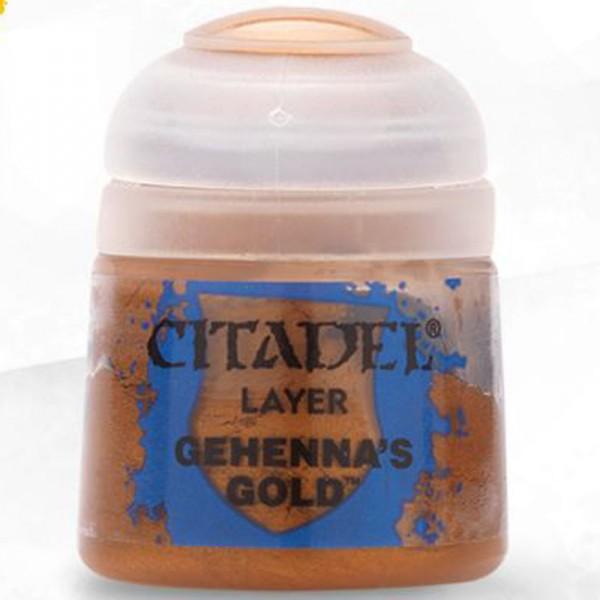 Layer: Gehenna's Gold 12ml